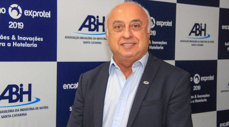 Osmar Vailatti - Um olhar otimista para o turismo